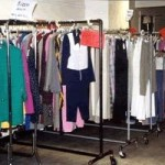 GANS - Dress Rack