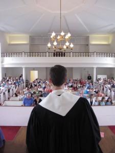 Reverend Nathan Detering - UUAC