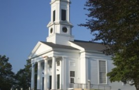 First Parish Church - Sherborn, MA
