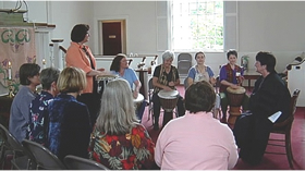Women's Drumming Circle - UUAC