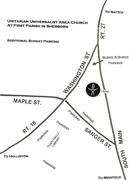 UUAC - Parking Map