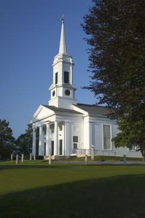 First Parish Church - Sherborn, MA