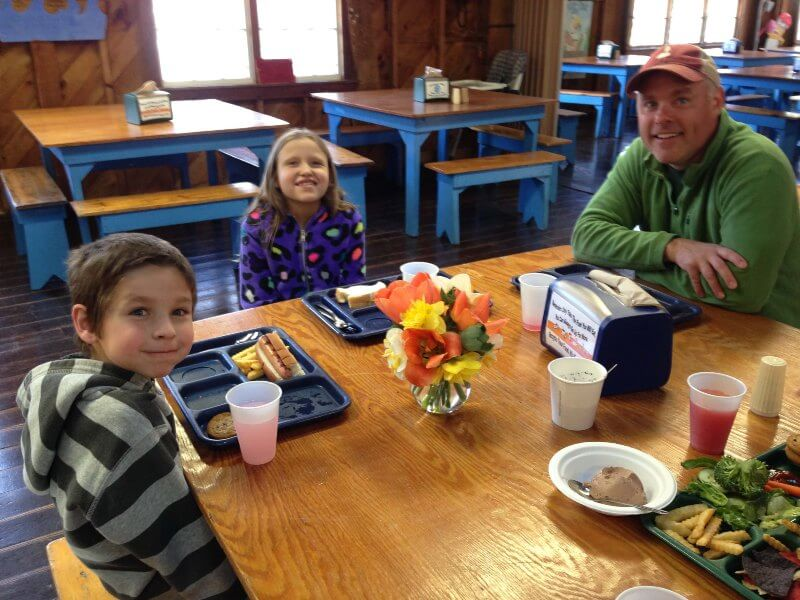 Cape Cod Retreat 2015 – Family Eating