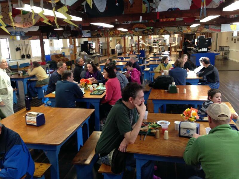 Group Dining – Cape Cod 2015