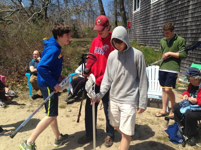 Lacrosse – Cape Cod Retreat 2015