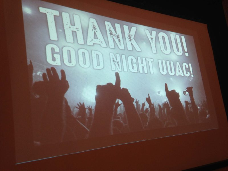 Rock the Auction 2016 – Thank you