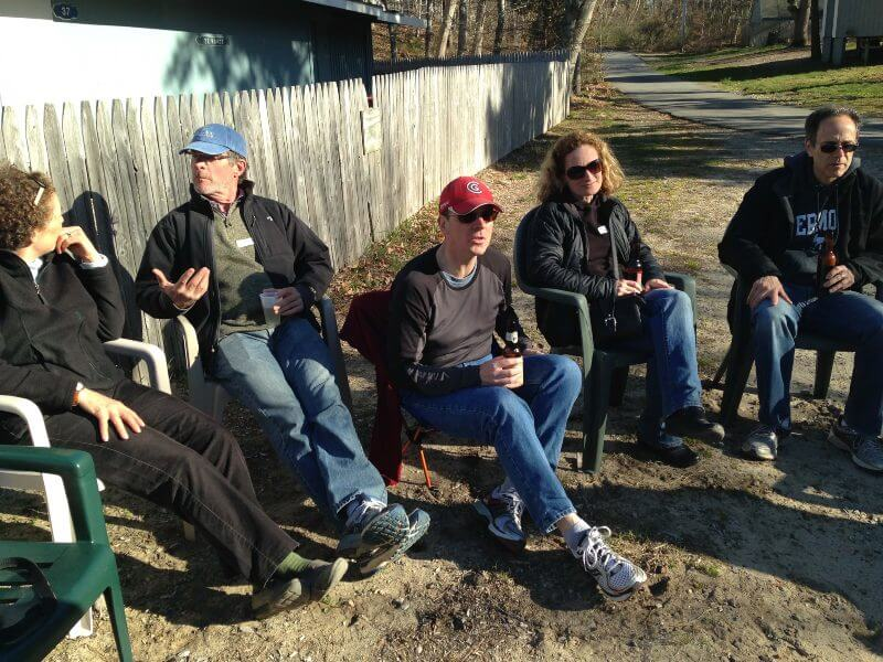 Sitting – Cape Cod Retreat 2015