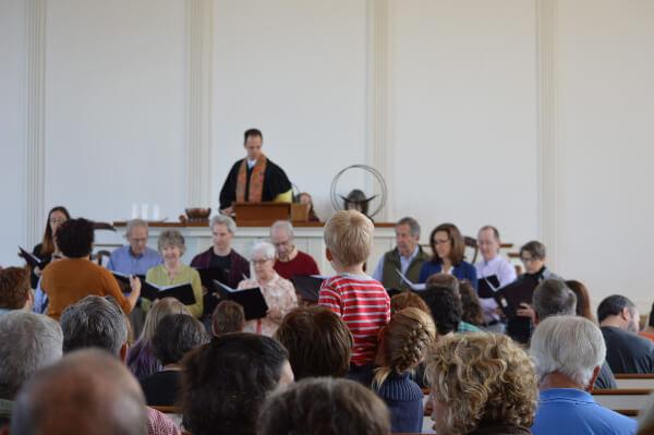 UUAC Sherborne – Worship Service