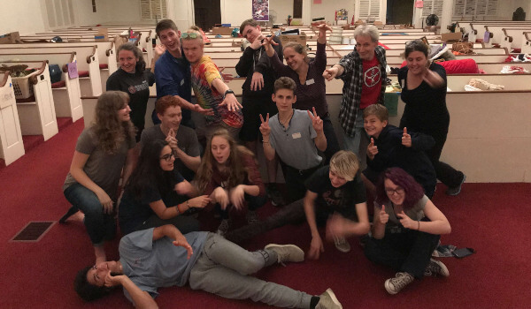 Youth and Teens at UUAC Sherborne